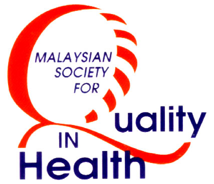 Logo Malaysian Society Quality For Health (MSQH)