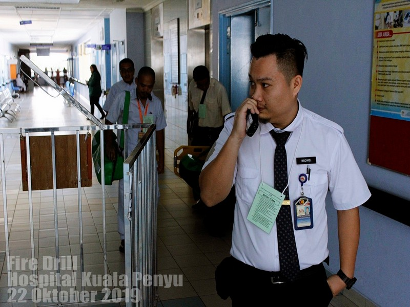 Fire Drill HKP 2019